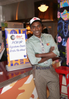 Celebrity chef Marcus Samuelsson offers customers the ability to place orders before they arrive. His restaurant, Streetbird Rotisserie, in New York is the first U.S. restaurant fully equipped with Qkr! for casual dining. (Photo: Business Wire)