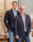 Klaus Baer and Rush Jenkins of WRJ Design (Photo: Business Wire)