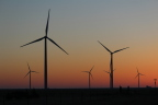 Hereford Wind Project in Hereford, Texas. (Photo: Business Wire)