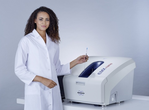 High-performance bench-top EPR system EMXnano (Photo: Business Wire)