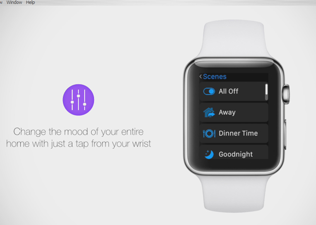 Insteon Brings Full Line of Connected Home Products to Apple Watch