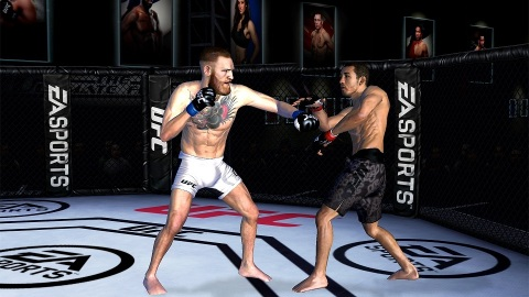 EA SPORTS UFC Mobile (Photo: Business Wire)