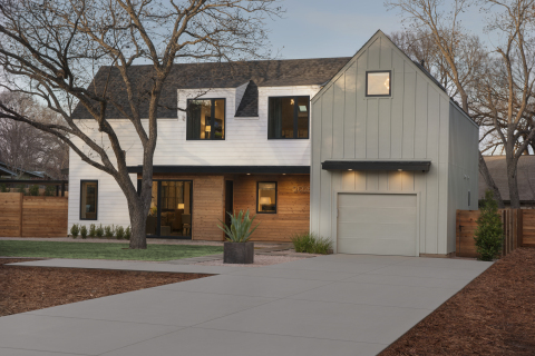 Just in time for Earth Day, green and technology enthusiasts can enjoy smart tips from the HGTV Smart Home 2015 in Austin, Texas. (Photo: Business Wire)