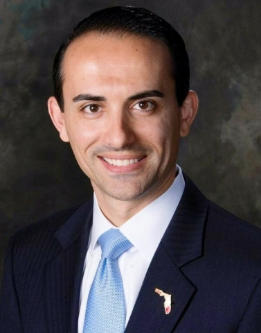 Ardian Zika, Florida Community Bank's new SVP and Commercial Banking Director for the Tampa Bay Region. (Photo: Business Wire)