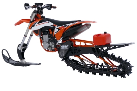 Polaris Industries Inc. today announced the acquisition of Timbersled Products, Inc. a privately held Sandpoint, Idaho-based company. Timbersled is an innovator and market leader in the burgeoning snow bike industry. (Photo: Business Wire)