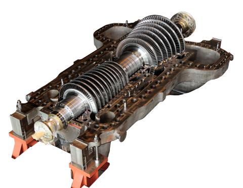 Steam Turbine (Image) (Photo: Business Wire)
