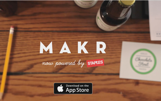 staples acquires makr to make more design services happen business