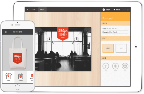 Makr is a design and print shop for iOS devices, with unique experiences for the iPhone and iPad. (Graphic: Business Wire)