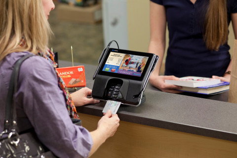 Verifone Receives NACHA's 2015 George Mitchell Payments System Excellence Award (Photo: Business Wir