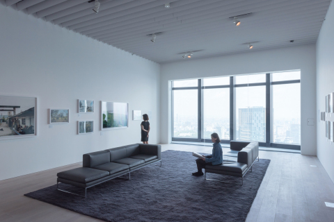 "Installation view: ""MAM Collection 001: Two Asian Maps - Ozawa Tsuyoshi + Shitamichi Motoyuki"" (April 25 - July 5, 2015), Mori Art Museum, Tokyo, Photo: Yuya Furukawa (Photo: Business Wire)"