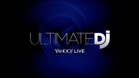 Ultimate DJ, a global Electronic Music competition-style live series on Yahoo, executive produced by Simon Cowell, Patrick Moxey, Hamish Hamilton, Ian Stewart, and Kelly Belldegrun (Graphic: Business Wire)