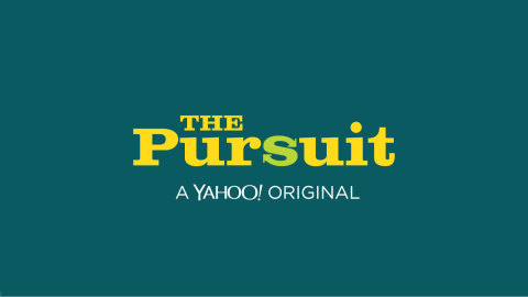 The Pursuit is a new Comedy Series on Yahoo from Scott Stuber and Beth McCarthy Miller (Graphic: Business Wire)