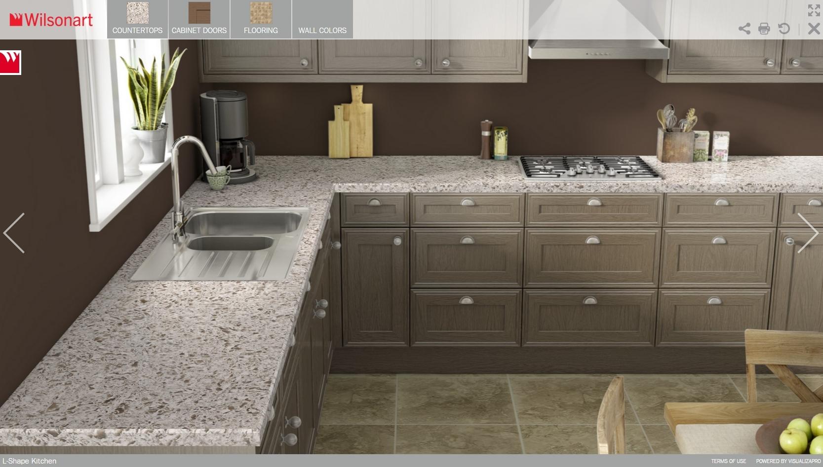 Wilsonart Kitchen Visualizer | Best Home Decorating Ideas