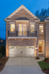 Ryland Homes Atlanta offers gorgeous homes in its Towns at Breton Ridge Community, including its newly opened decorated model, the Hemingway B. (Photo: Business Wire)