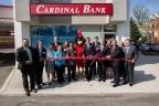 Cardinal Bank Lee Harrison Banking Office, Arlington Virginia (Photo: Galen Photography)