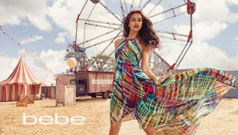 bebe Summer 2015 (Photo: Business Wire)