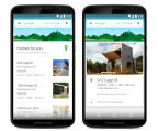 Now cards from Trulia make home search on Android phones easier (Graphic: Business Wire)