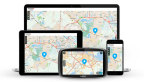 TomTom introduces TomTom MyDrive, a website and app designed to seamlessly connect the car to the digital world. For the first time, drivers can use their smartphone, tablet or PC to review real-time traffic information, plan routes, and send destinations to their TomTom GO, before they get in the car. (Photo: Business Wire)