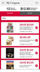 My Winn-Dixie delivers personalized digital coupons based on each customer's unique shopping habits (Graphic: Business Wire)