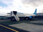 Avolon delivers one Boeing 737-800 aircraft to Aeroflot which will be operated by their subsidiary Pobeda. (Photo: Business Wire)