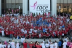 Bank of America Susan G. Komen Race team  at the Orange County Race in 2014 (Photo: Business Wire)