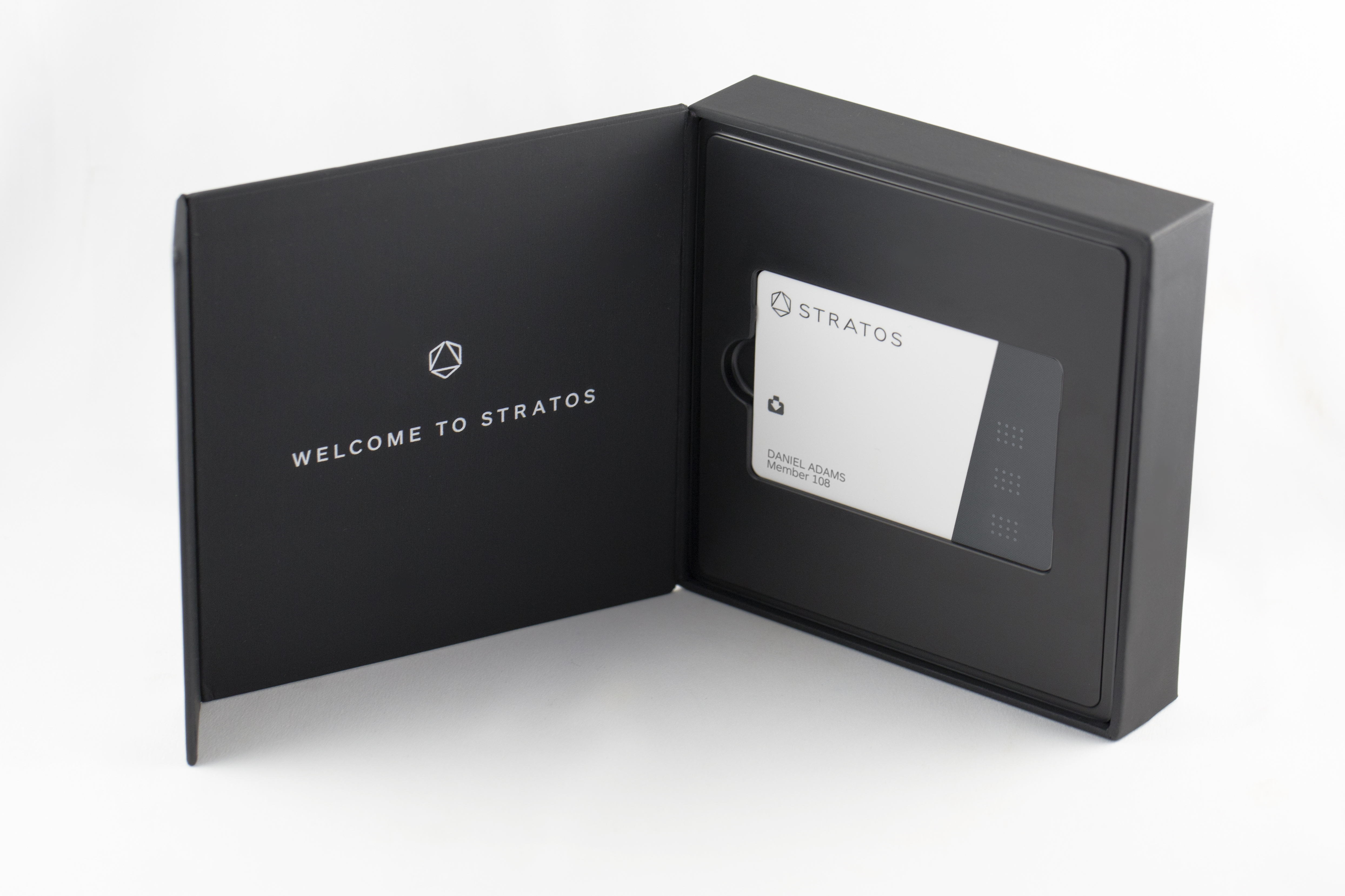 stratos card begins shipping in april