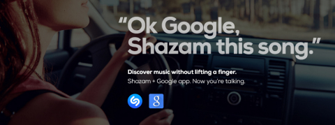 Ok Google, Shazam This Tune: Shazam and Google Provide Android Users With Hands-Free Music Discovery