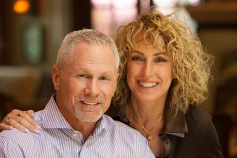 Jeff and Karen Miller have given $25 million to further social entrepreneurship at Santa Clara University, through the renamed Miller Center for Social Entrepreneurship. (Photo: Business Wire)