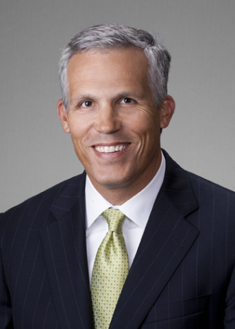 Kyle Hranicky, head of Wells Fargo Corporate Banking (Photo: Business Wire)