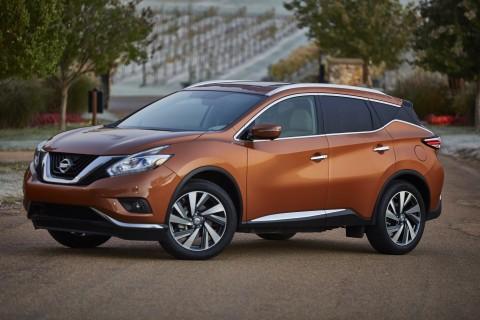 2015 Nissan Murano (Photo: Business Wire)