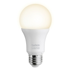WeMo Smart LED Bulbs now work with IFTTT (Photo: Business Wire)