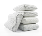 Find the sweetest Mother's Day gifts at Macy's for that special lady in your life: Memory Foam Pillows by Lauren Ralph Lauren, Martha Stewart Collection and more - $60-$160 (Photo: Business Wire)