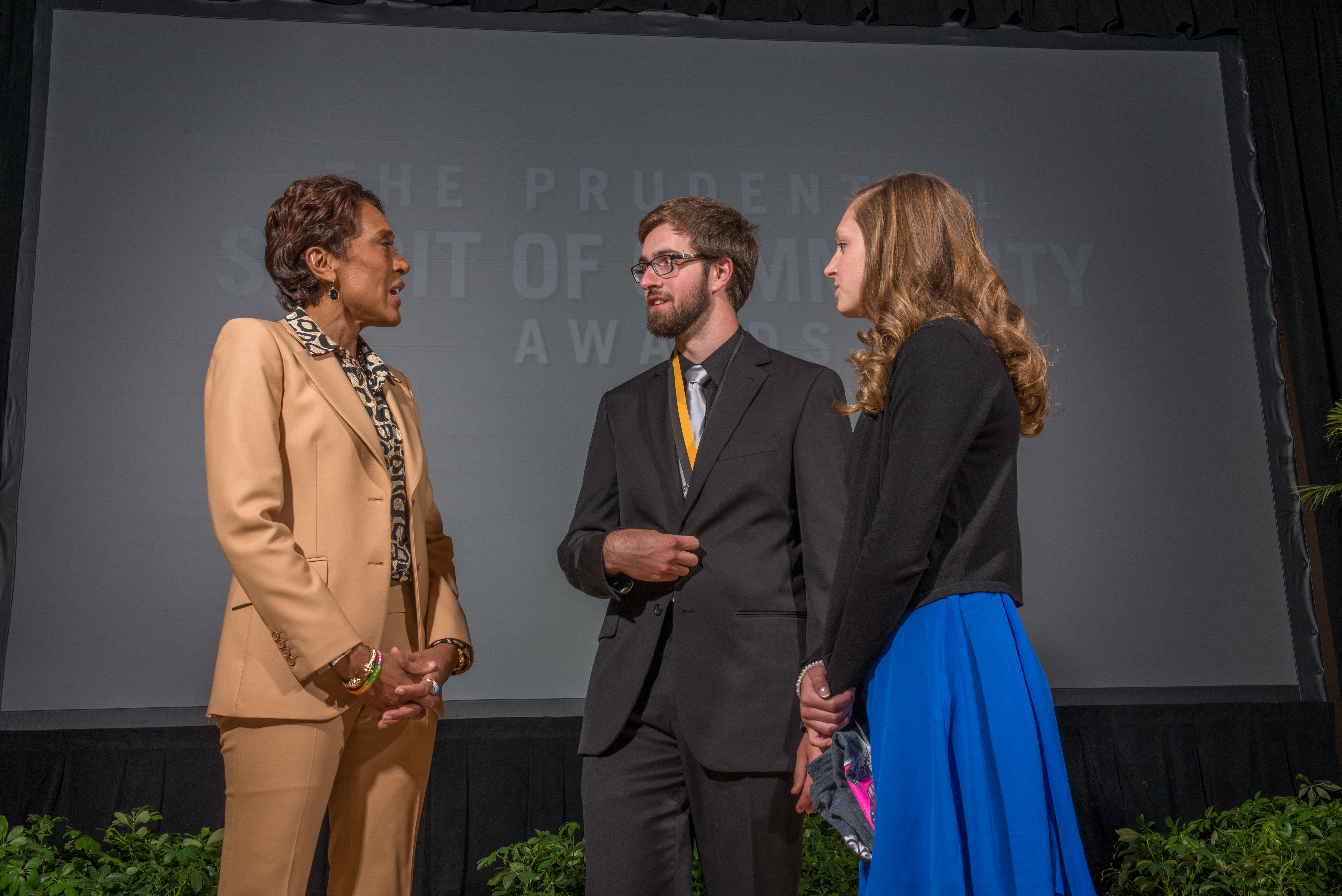 Two Iowa Youth Honored for Volunteerism at National Award Ceremony ...