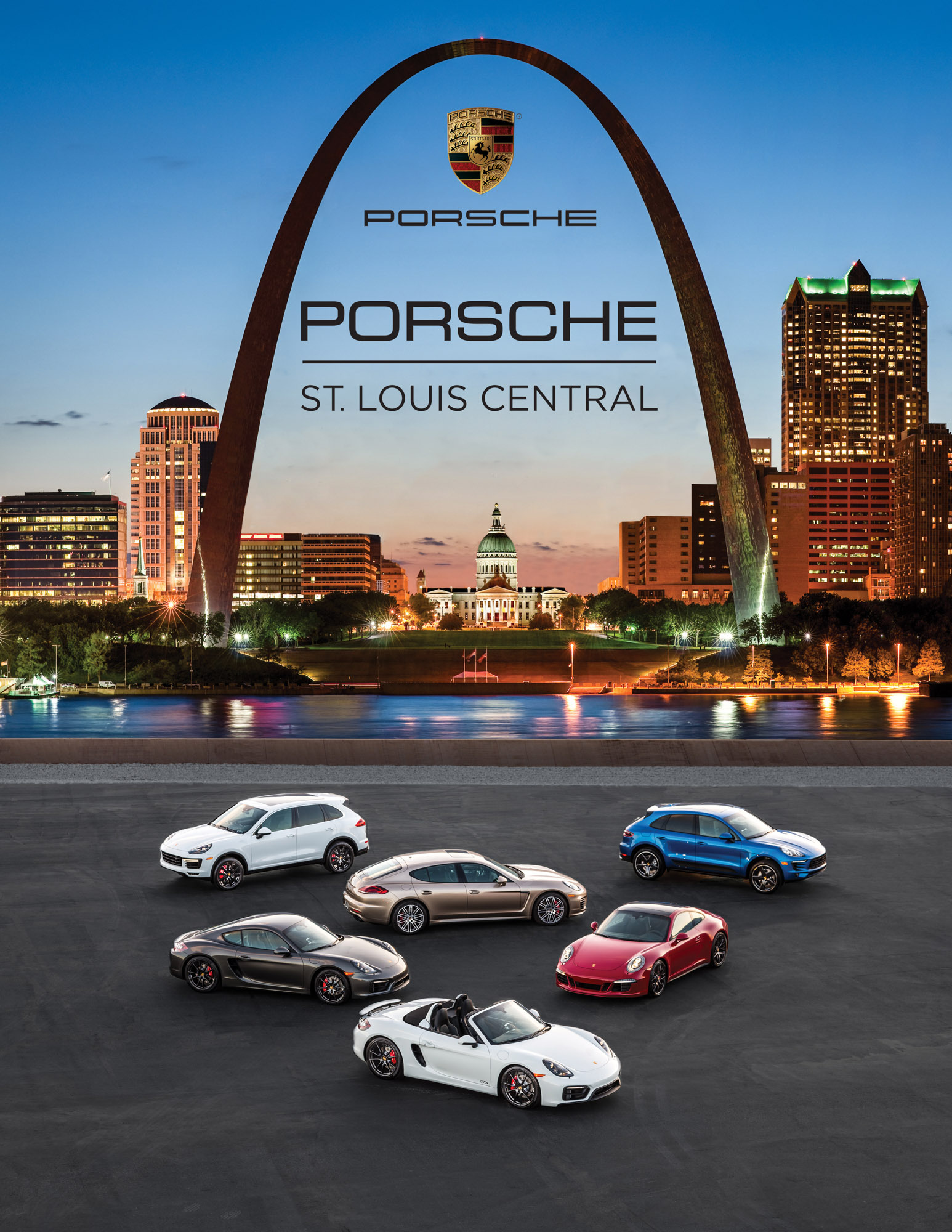 indigo auto group acquires porsche franchise in st. louis, mo