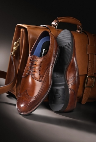 Introducing the Allen Edmonds Road Warriors(TM) Comfort Technology Collection - Available Now. (Photo: Business Wire)