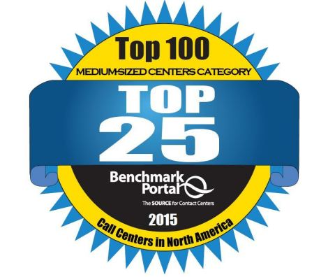 WEX Call Center Ranks in Top 25 BenchmarkPortal Study (Graphic: Business Wire)