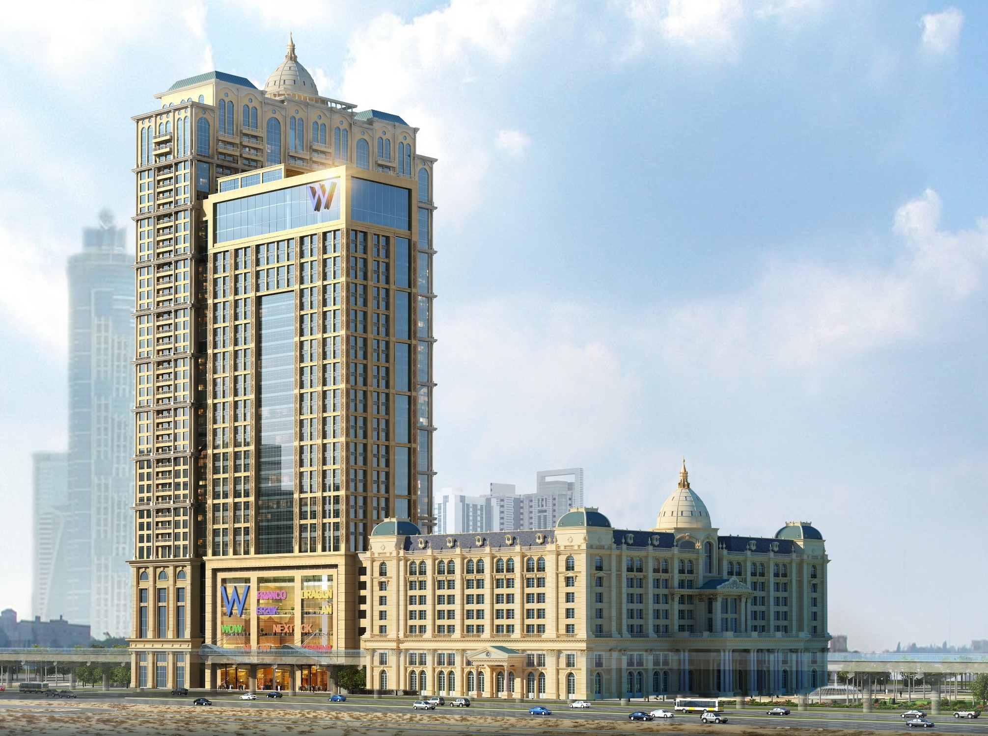 Starwood Hotels Resorts To Double Middle East Portfolio In The Next Five Years Business Wire