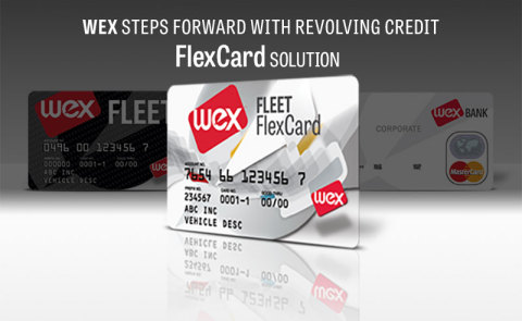 WEX Inc. Introduces FlexCard, the New Revolving Fuel Card for Small Businesses (Photo: Business Wire