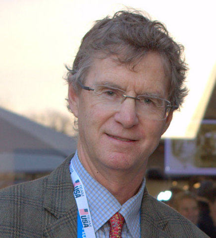David Ulich, Producer and Executive Board Member for The Foundation for Global Sports Development (Photo: Business Wire)