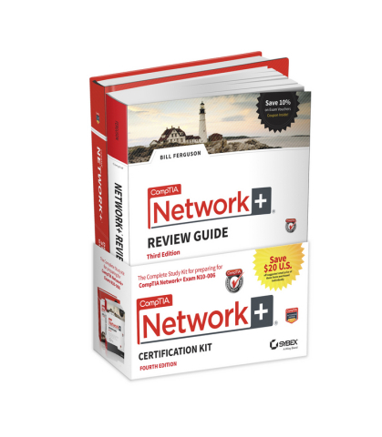 CompTIA Network+ Certification Kit: Exam N10-006 (Graphic: Business Wire)