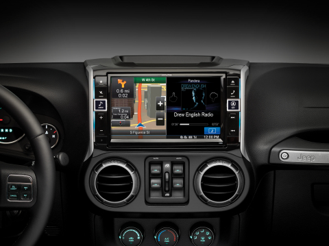 Alpine Electronics Now Shipping 9 Inch Restyle Dash System