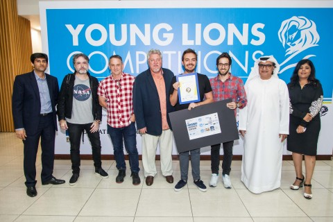 UAE Young Lions Winners (Photo: Business Wire)