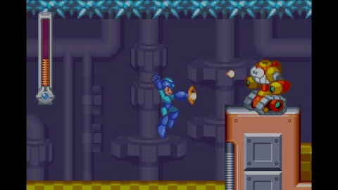 In Mega Man & Bass, choose either Mega Man or Bass to battle against the latest menace in town. (Photo: Business Wire)