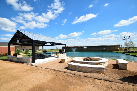 OneLodge Showcase on 40-acre Cotton corporate campus (Photo: Business Wire)