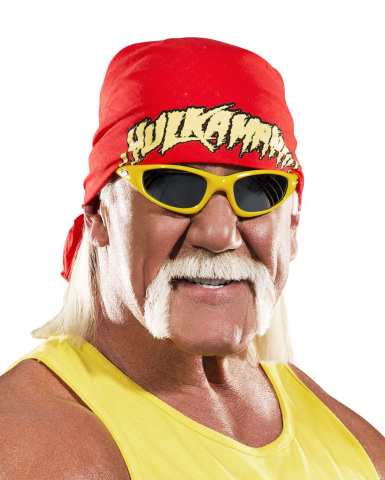 WWE Hall of Famer Hulk Hogan (Photo: Business Wire)