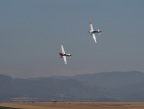 8 airplanes race directly against each other in a true air race in the Air Race 1 World Cup! (Photo: Business Wire)