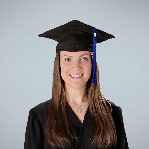 Gina Harrison, a recent college graduate featured in Fifth Third Bank's Brand of You campaign. (Phot