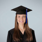Gina Harrison, a recent college graduate featured in Fifth Third Bank's Brand of You campaign. (Photo: Business Wire)