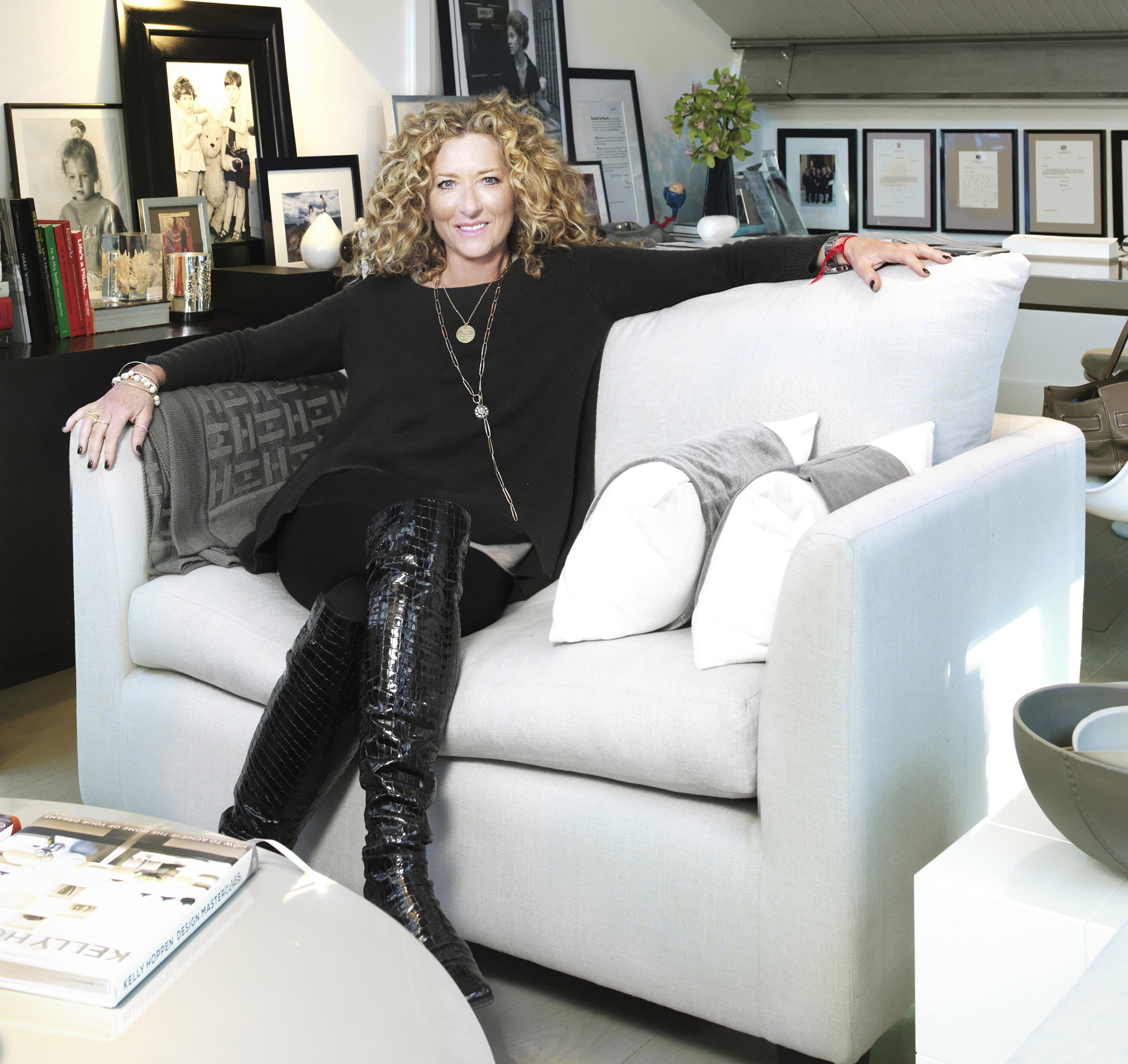 Kelly Hoppen Launches 11 million Crowdfunding