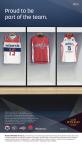 A new Etihad Airways ad that will debut for Washington Capitals (NHL), Washington Wizards (NBA), Washington Mystics (WNBA) fans at the Verizon Center. (Photo: Business Wire)